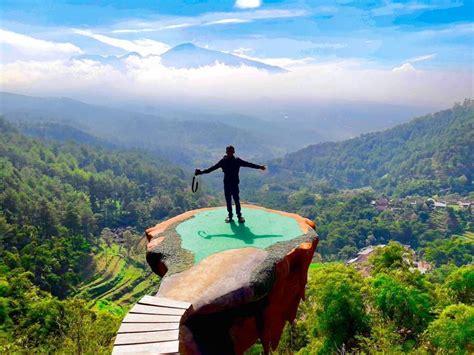 spot foto hits  wisata alam malang raya rekomendasi