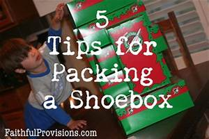 Filling Your Christmas Box Ideas to Pack the Space