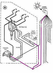 Wiring Diagram Mercruiser Thunderbolt Iv Ignition 4 3 V6