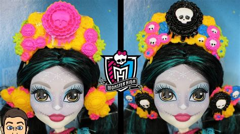 Skelita Calaveras Monster High Collector Doll Review