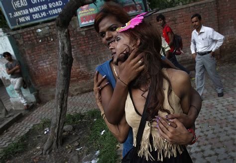 India's LGBT community faces blackmail and abuse thanks to colonial-era laws   Business Insider