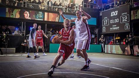 3×3 basketbols ir latviešu spēle! — Santa