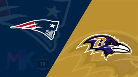 Patriots vs Ravens Live Stream: How to Watch, TV Channel ...