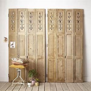 Portes De Placards : anciens panneaux de bois home pinterest porte ~ Dode.kayakingforconservation.com Idées de Décoration