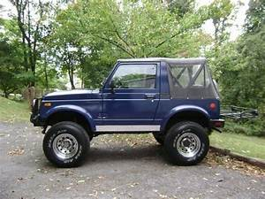 Find Used Suzuki Samurai 4x4 1988  1988 5  Rust Free In Linden  Virginia  United States