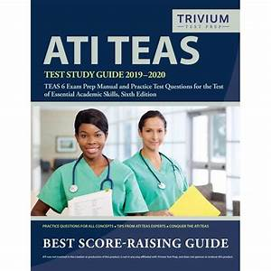 Ati Teas Test Study Guide 2019