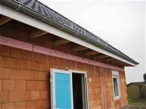 Dachüberstand Nachträglich Bauen : dach berstand mit dachkasten verkleiden unser ~ Lizthompson.info Haus und Dekorationen