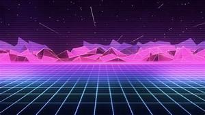 80, S, Futuristic, Retro, Synthwave