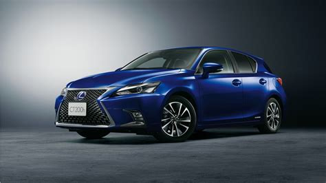 2017 Lexus Ct 200h Hatchback 4k Wallpaper