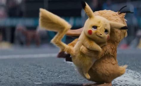 detective pikachu receives praise   press screening