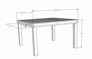 Ana White Pub/Counter Height Table (Seats 8) - DIY Projects