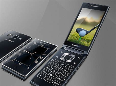 samsung  dual screen flip phone  snapdragon