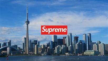 Supreme Desktop Toronto Wallpapers Iphone Device Etc
