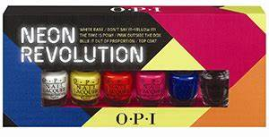 OPI collections 2013