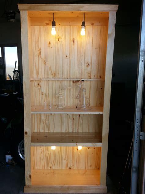 diy bookcase industrial traditional rustic part  gardenisto