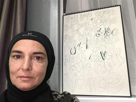 Sinéad marie bernadette o'connor ʃɪˈneɪd. Sinead O'Connor announces conversion to Islam, says new Muslim name is Shuhada' Davitt - CBS News