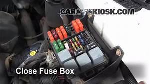 Astro Van Fuse Box