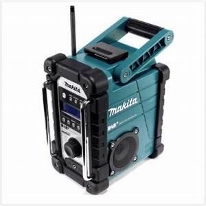 Radio Makita Dmr108 : neue makita baustellenradios in der bersicht auf ~ Melissatoandfro.com Idées de Décoration