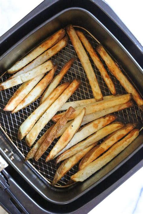 fryer fries air french skinnytaste recipes recipe healthy chicken soup baked crispy cordon bleu oil shrimp dirty rice zucchini savory