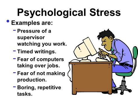 Psychological Stress Examples поиск по картинкам Red