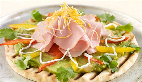 Olymel Inspirez Vous - sandwich sombrero olymel inspirez vous
