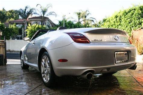 Buy Used 2006 Lexus Sc430 Convertible, 37k Miles, Mint