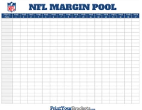 football pools printable nfl ncaa office pools