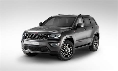 jeep new black 2017 grand cherokee headlines jeep paris auto show line up
