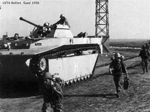 1950 Lvt 4 Bofors
