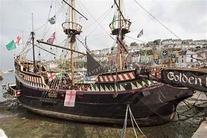 The Golden Hind, Brixham Best of England Travel Guides