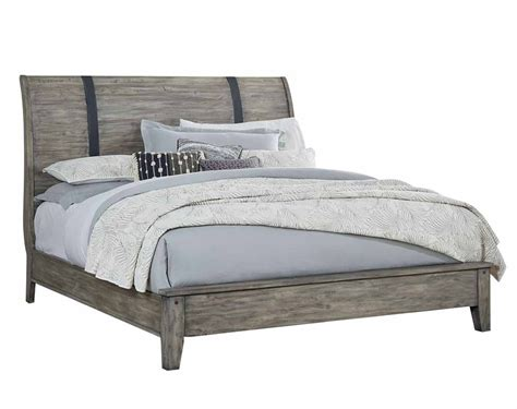 Nelson Grey Bedroom Set  American Freight