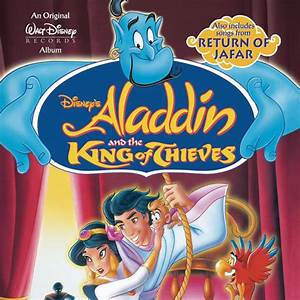Aladdin and the King of Thieves Original Soundtrack