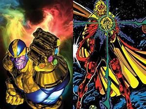 Thanos + Adam Warlock run the DC gauntlet - Battles ...