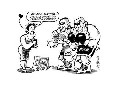 Jamaica Gleaner Cartoons Cartoon June