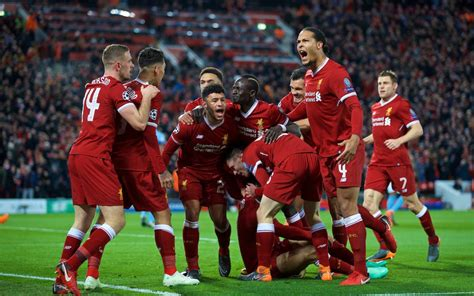 Manchester City v Liverpool: The Big Match Preview | The ...