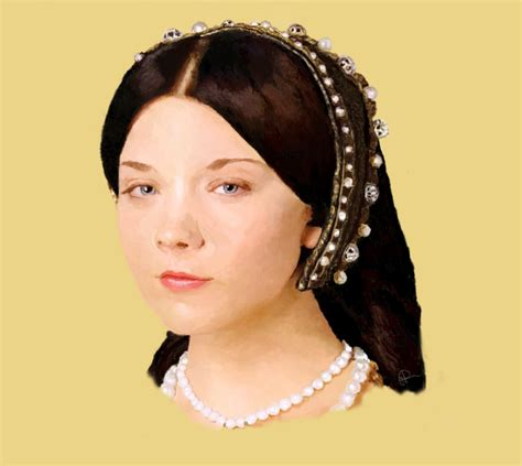 Natalie Dormer As Boleyn by Boleyn Natalie Dormer By Endlesslabyrinth On Deviantart