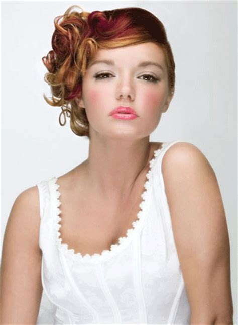Formal Hairstyles by Medium Haircuts Formal Hairstyles Tidy And