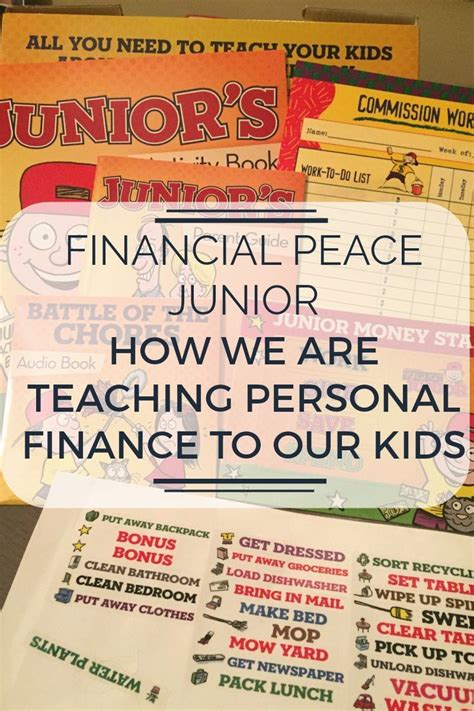 What dave ramsey's 'debt snowball' of baby step #2 means and how to apply it to your life. Financial Peace Junior: How We Are Teaching Personal ...