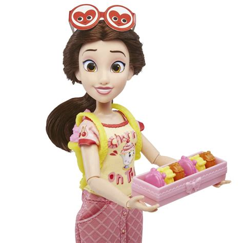 Disney Princess Squad Belle Story Pack doll - YouLoveIt.com