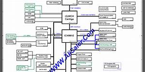 Asus N50a N51a Rev 1 0 Schematic Diagram  U2013 Alisaler Com