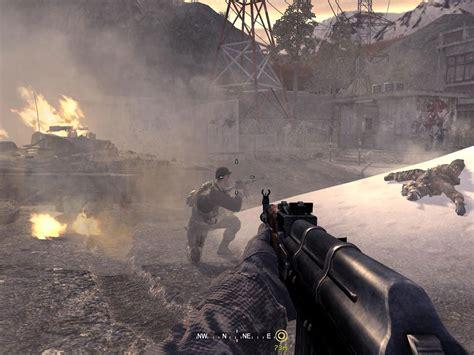 central  screenshots modern warfare remastered
