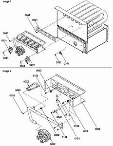 Heat Exchanger  Manifold Assembly Diagram  U0026 Parts List For