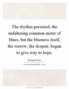The rhythm pers... Trotse Meter Quotes