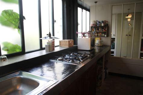 spot sous meuble cuisine deco photo industriel et plan de travail sur deco fr