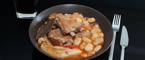recette cap cuisine recette pois du cap façon cassoulet au porc simplement