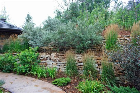 stack retaining walls colorado quarry denver
