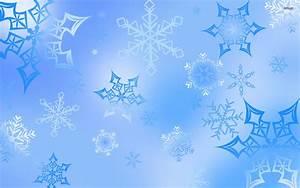 Snowflakes wallpaper - Vector wallpapers - #989