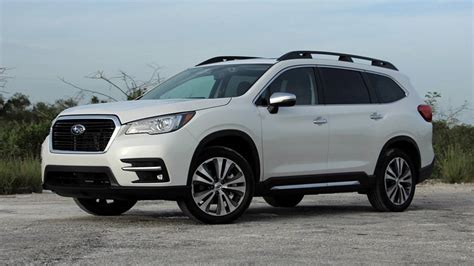 subaru ascent review reaching  heights