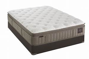 stearns foster mckee luxury plush euro pillowtop king With best plush king mattress