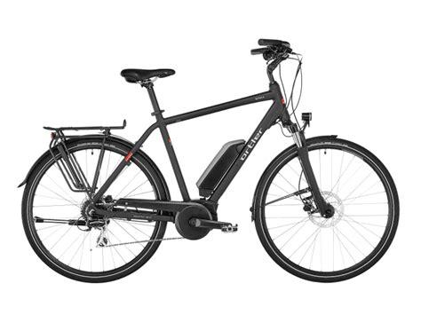 Ortler Bergen Trekking E Bike 2018 Diamant